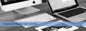 Responsīvu mājas lapu izstrāde